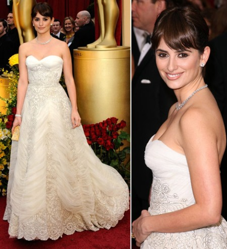 penelope-cruz-pierre-balmain-dress-oscars-2009